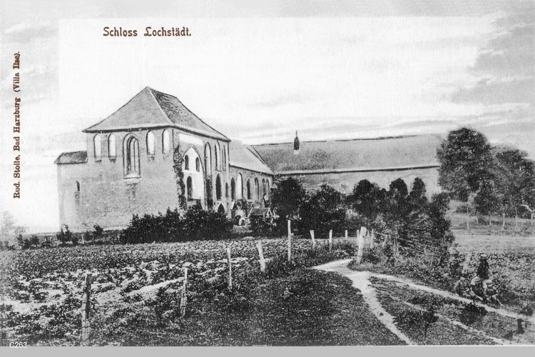 Lochstädt, Schloss