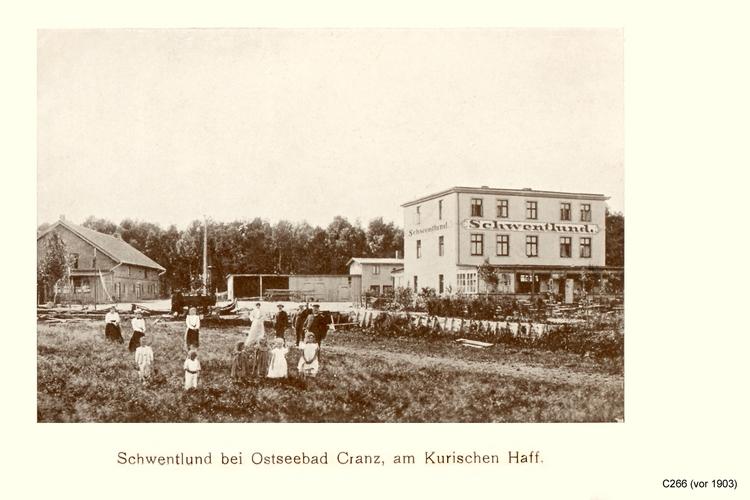 Schwendlund, Hotel Schwentlund