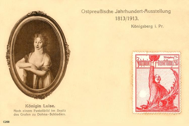 Ostpreußen Jahrhundertausstellung 1813/1913