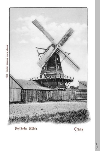 Cranz, Holländer - Mühle