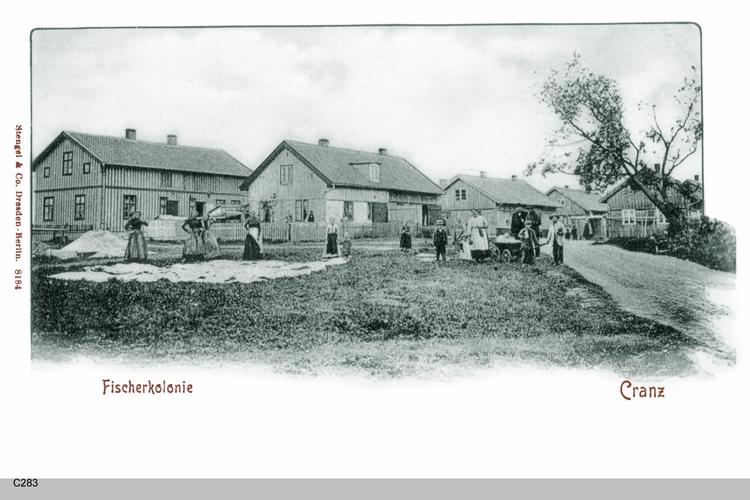 Cranz, Fischerkolonie