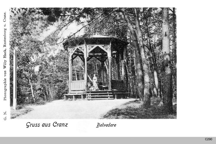 Cranz, Belvedere
