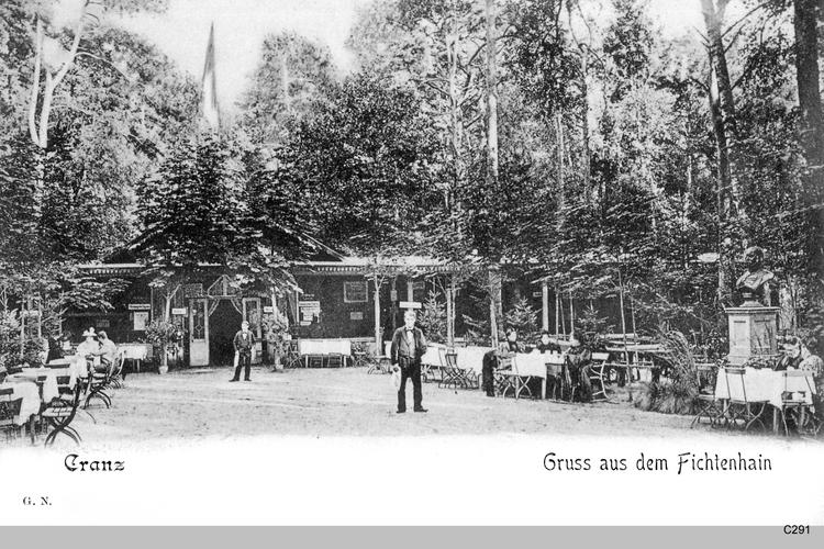 Cranz, Wirtshaus Fichtenhain