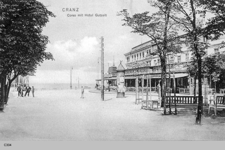 Cranz, Corso Hotel Gutzeit
