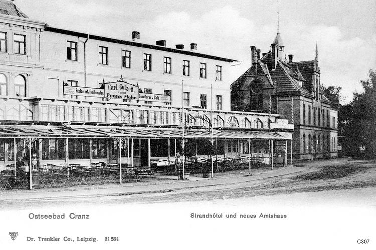 Cranz, Strandhotel