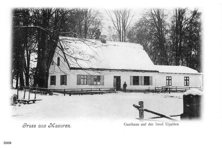 Upalten Kr. Angerburg, Gasthaus