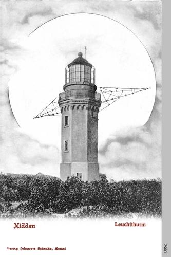 Nidden, Leuchtturm