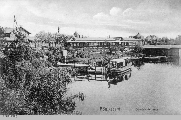 Königsberg, Oberteichterrasse
