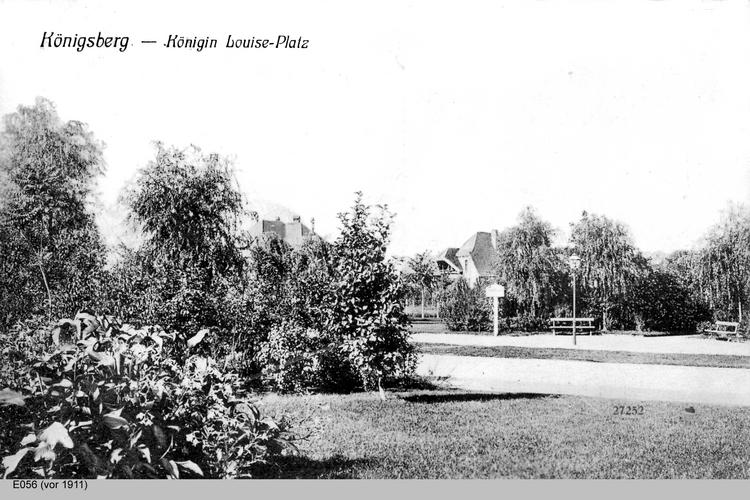 Königsberg, Königin Luisen Platz