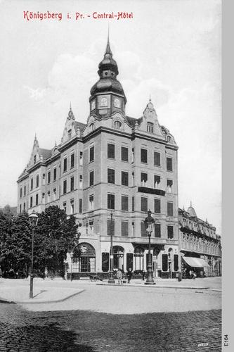 Königsberg, Centralhotel
