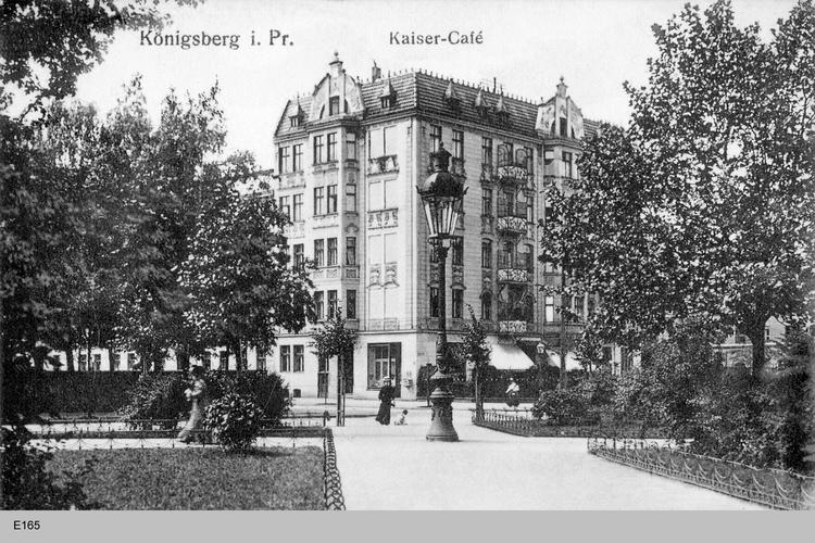Königsberg, Kaisercaffee