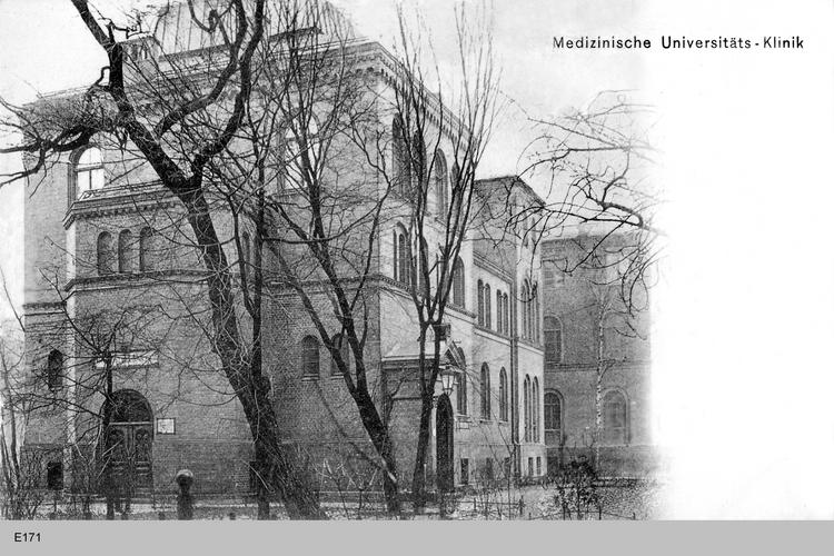 Königsberg, Medizinische Universitätsklinik