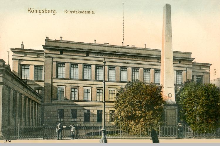 Königsberg, Kunstakademie