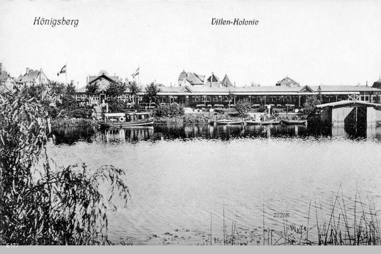 Königsberg, Villenkolonie