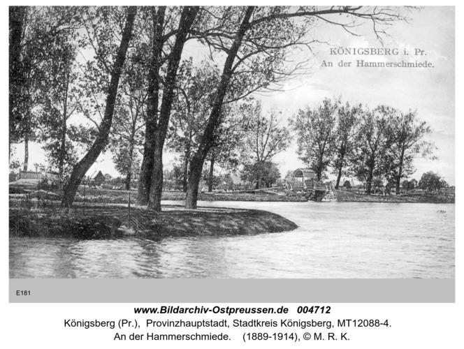 Königsberg, An der Hammerschmiede