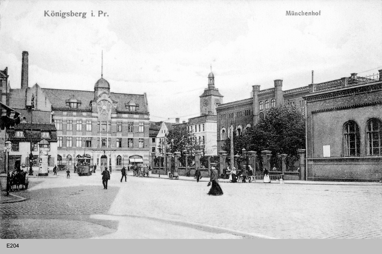 Königsberg, Münchenhof