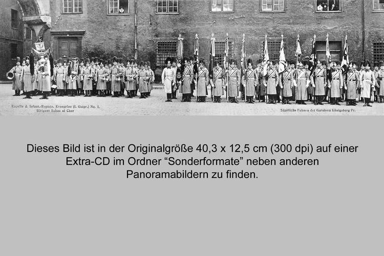 Königsberg, Kronprinzregiment