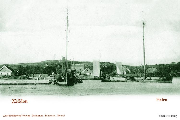 Nidden, Hafen