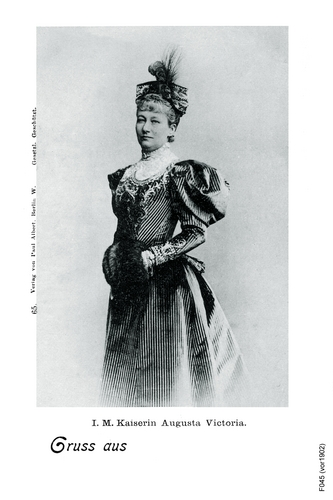 Ostpreußen, Kaiserin Augusta Victoria
