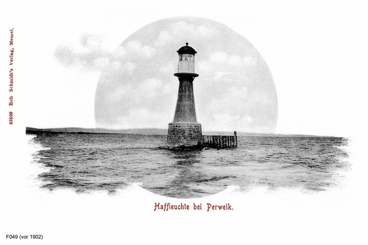 Perwelk, Leuchtturm