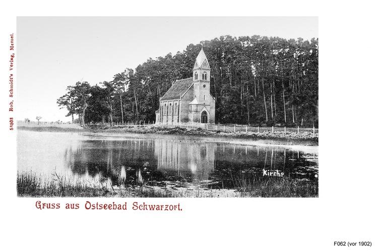 Schwarzort, Kirche