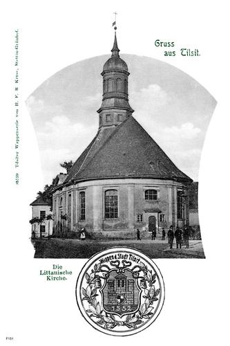 Tilsit, Littauische Kirche