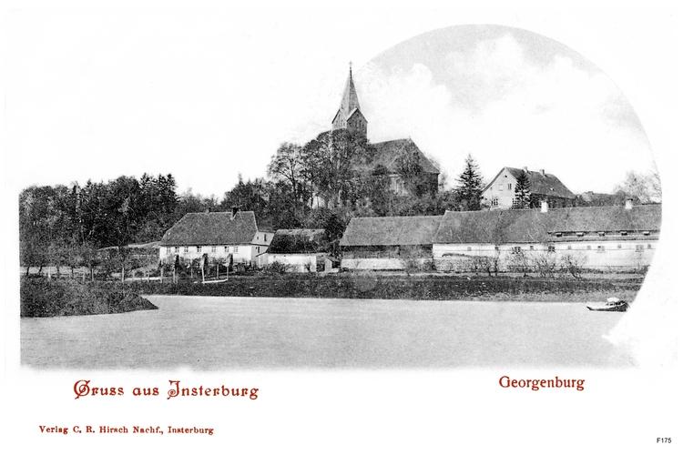 Insterburg, Georgenburg