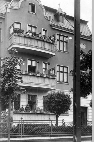 Ostpreußen, Unbekannt Wohnhaus