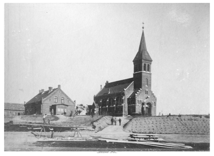 Königshöhe, Kirche