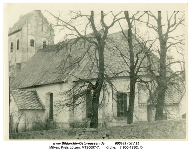 Milken, Kirche