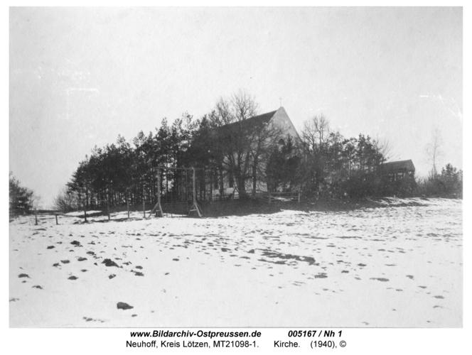 Neuhoff, Kirche