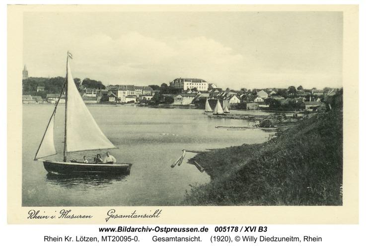 Rhein, Gesamtansicht