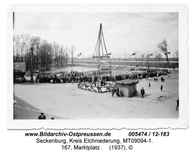 Seckenburg, 167, Marktplatz