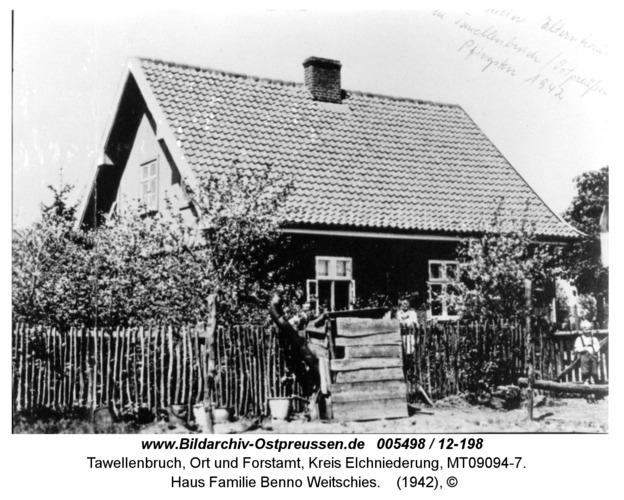 Tawellenbruch, Haus Familie Benno Weitschies