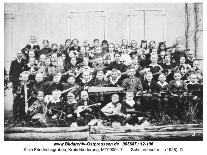 Klein Friedrichsgraben, Schulorchester