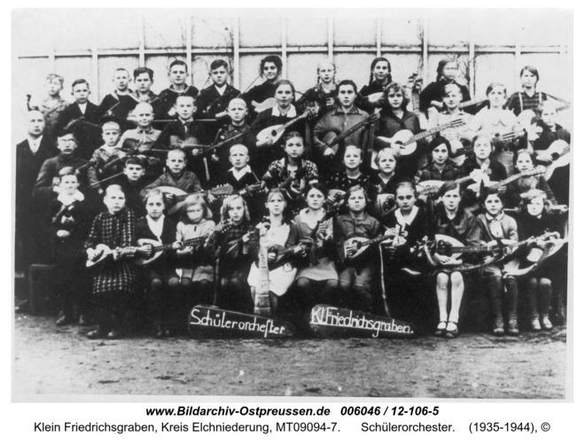 Klein Friedrichsgraben, Schülerorchester