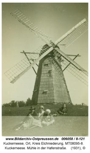 Kuckerneese. Mühle in der Hafenstraße
