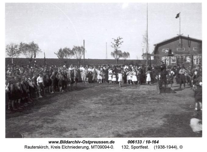 Rauterskirch, 132, Sportfest