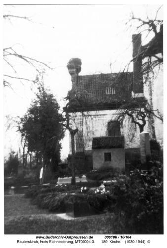 Rauterskirch, 189, Kirche
