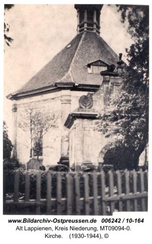 Rauterskirch,  Kirche