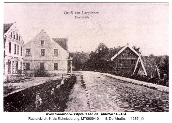 Rauterskirch, 8, Dorfstraße