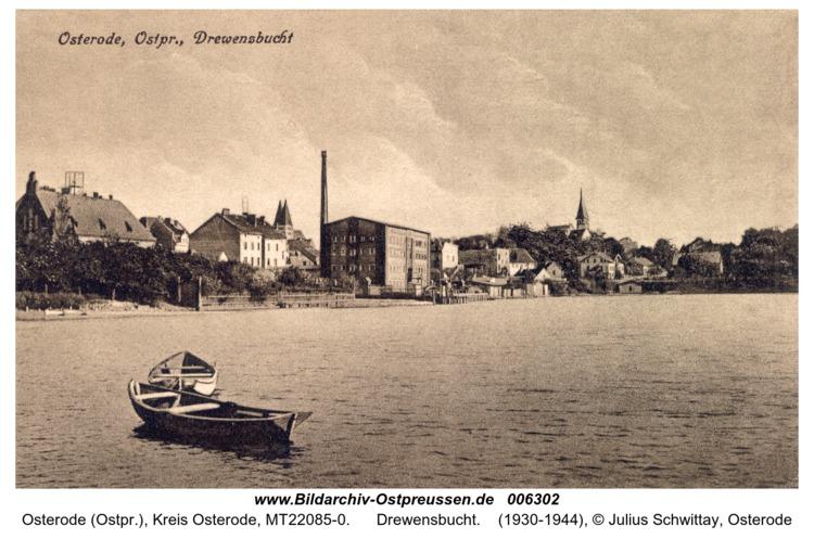 Osterode, Drewensbucht