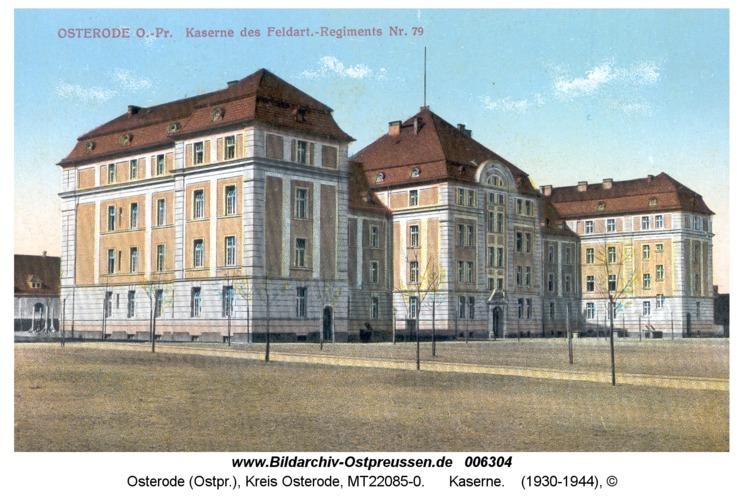 Osterode, Kaserne