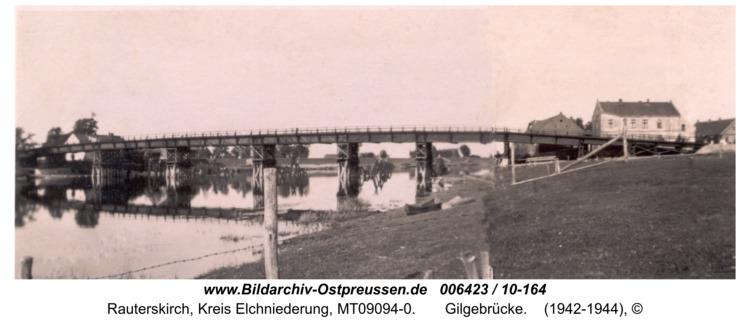 Rauterskirch,  Gilgebrücke