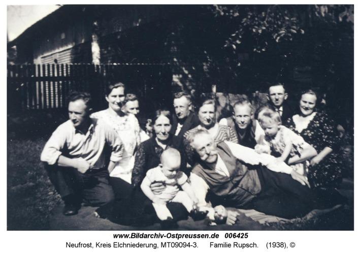 Neufrost, Familie Rupsch