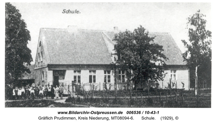Erlenrode, Schule