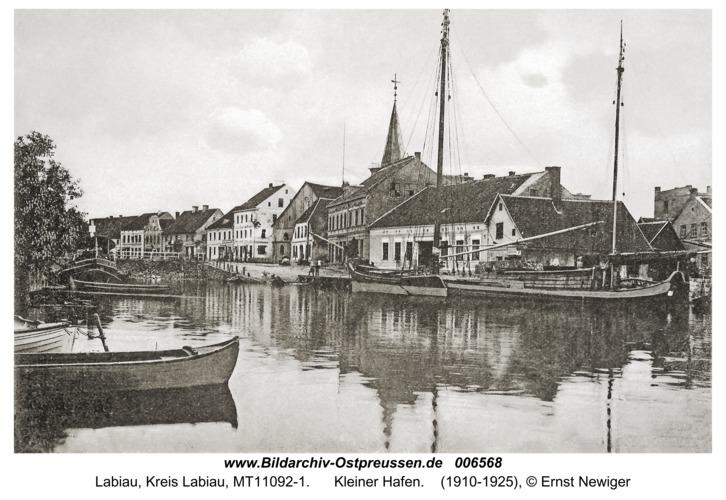 Labiau, Kleiner Hafen