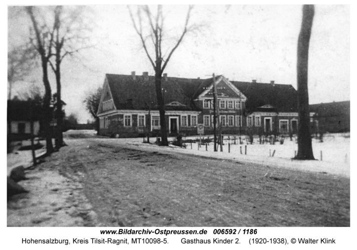 Hohensalzburg, Gasthaus Kinder 2
