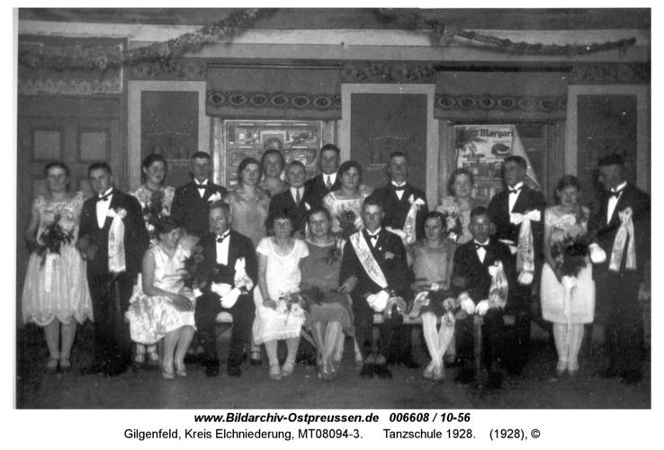 Gilgenfeld, Tanzschule 1928