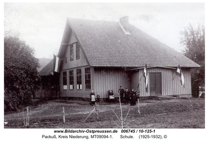 Kussenberg, Schule